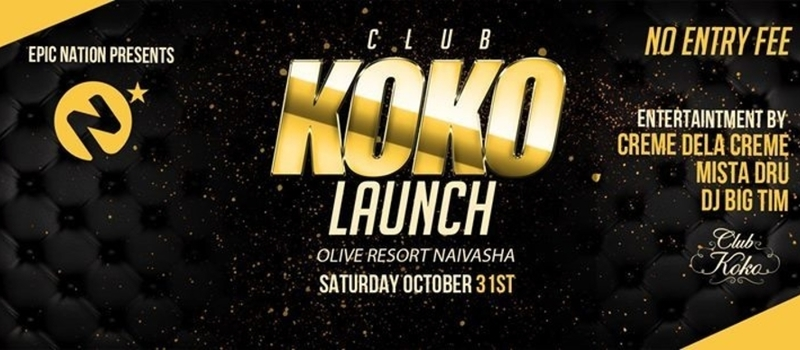 CLUB KOKO (The Launch)