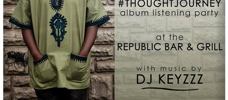 Delasi's #ThoughtJourney Listening Party at Republic Bar & Grill!