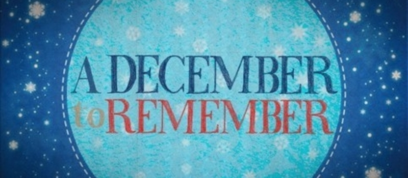 DECEMBER TO REMEMBER SHOPPING SPREE FESTIVAL