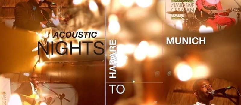 """Acoustic Nights: Harare to Munich"" (Documentary, 64mins)"