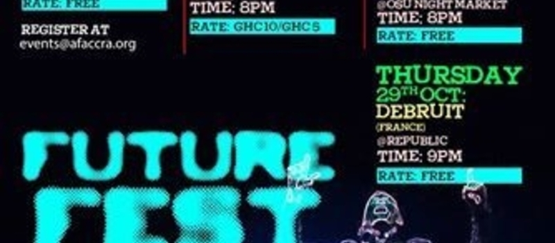 Future Fest - Electronic Music Festival