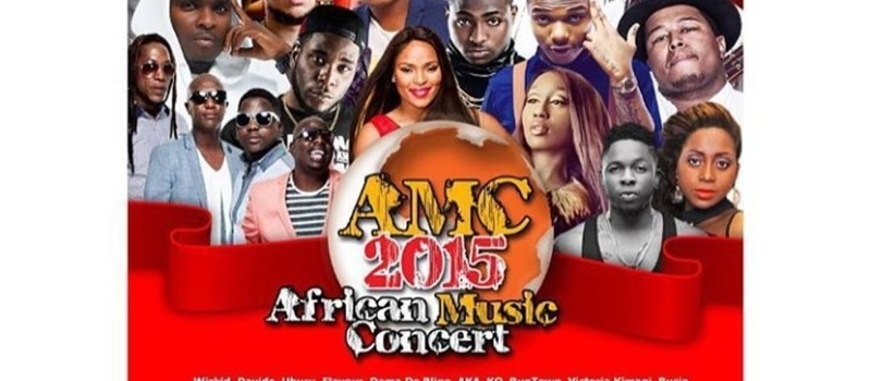African Music Concert 2015