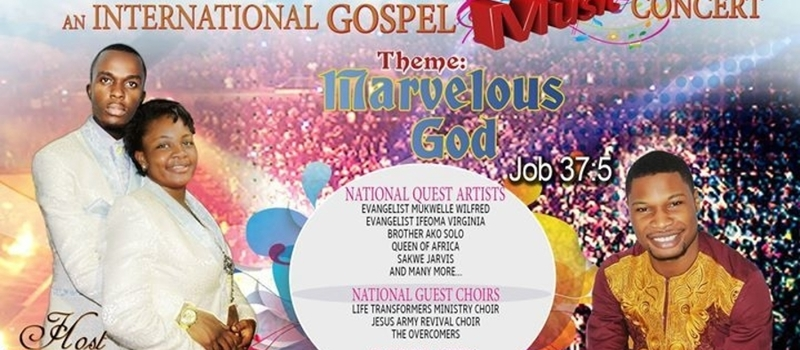 International Gospel Music Concert