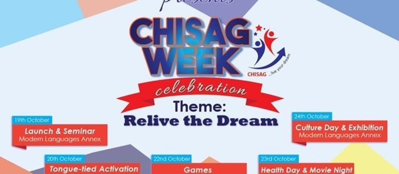 CHISAG WEEK CELEBRATION