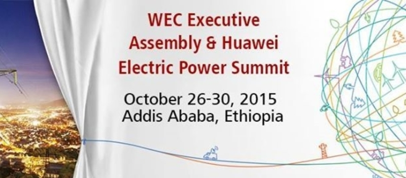 WEC Executive Assembly & Huawei Electric Power Summit