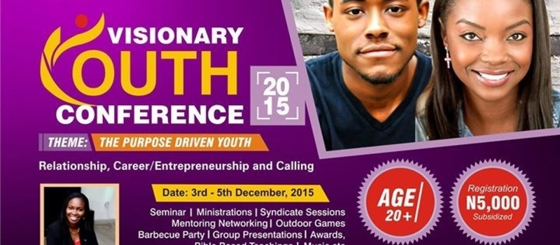 VISIONARY YOUTH CONFERENCE