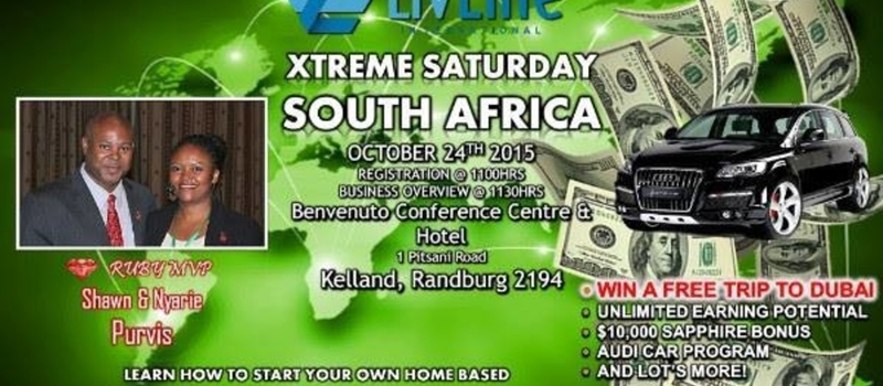 XTREME SATURDAY SOUTH AFRICA