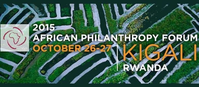 2015 African Philanthropy Forum Conference