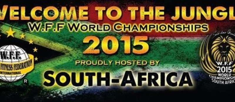 W.F.F World Body-Building Championships South Africa