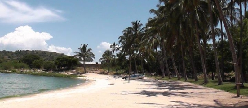 Camping Road trip and Xmas Party on Kenya's West Coast