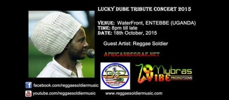 Lucky Dube Tribute Concert 2015