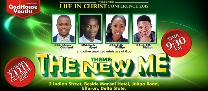 Life In Christ Conference 2015