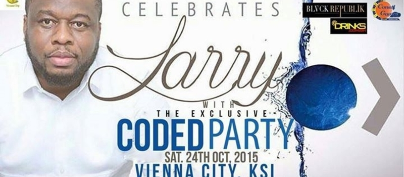 The Exclusive Coded Party | #TheExclusiveCodedPart