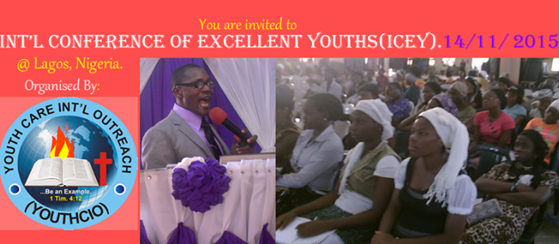INT'L CONFERENCE OF  EXCELLENT YOUTHS