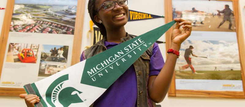 Michigan State University Information Session