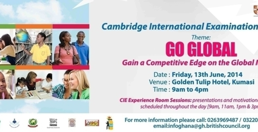 Cambridge International Examination Exhibition