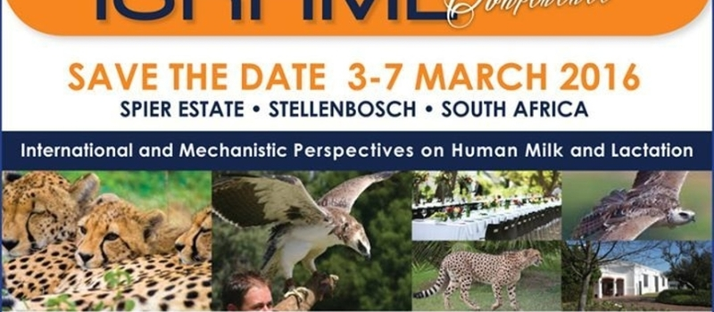 18th ISRHML Conference, Stellenbosch, South Africa