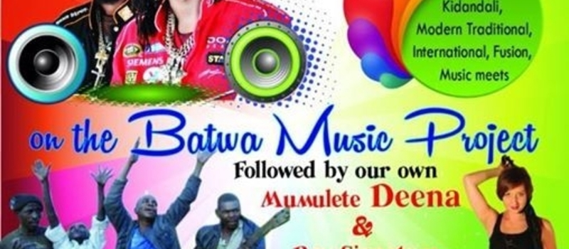 The Batwa Music Club with DEENA, GOODLYF & RAY SIGNATURE