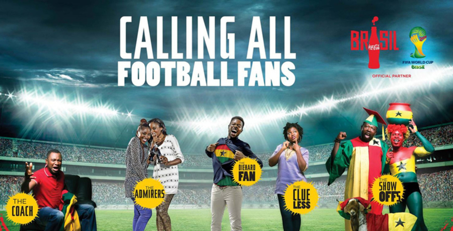 Calling all Football Fans (World-cup Opening Match)