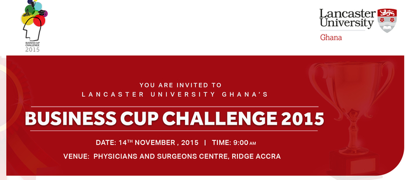 Business Cup Challenge 2015 Grand Finale