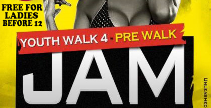 The Youth Walk 4 Pre Walk Jam
