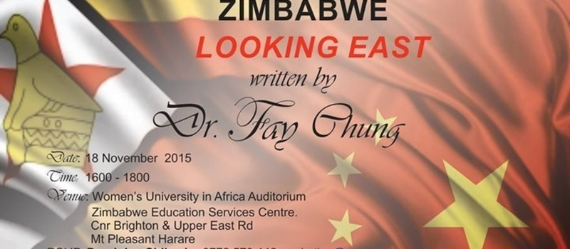 Book Launch and Signing of Zimbabwe Look East By Dr Fay Chung