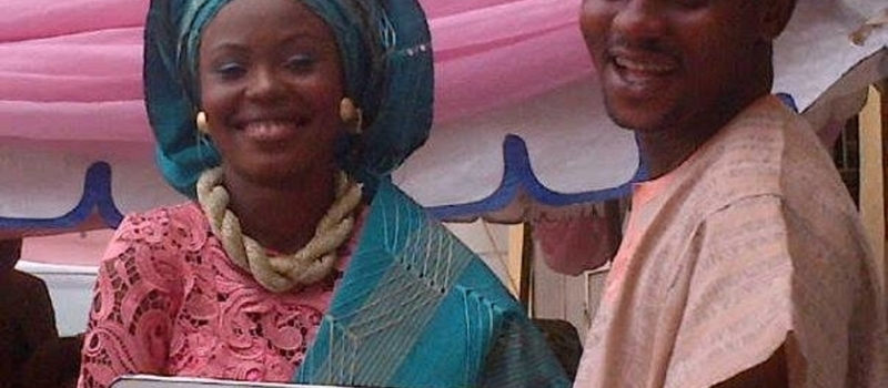 Mayowa weds Seyi