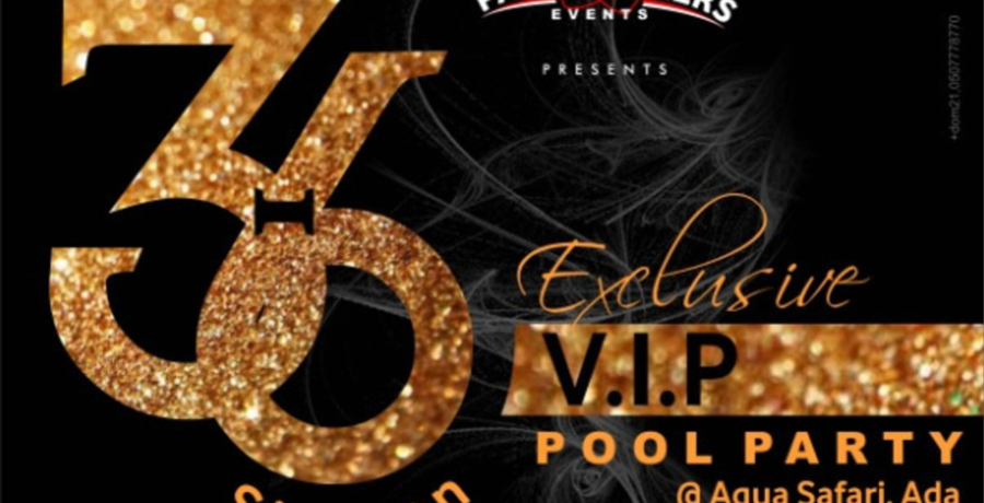 3-6 Sixteen V.I.P Pool Party