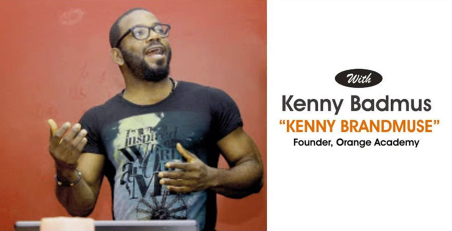 Personal Branding with Kenny Badmus