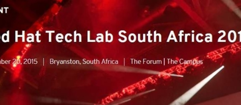 Red Hat Tech Lab South Africa 2015