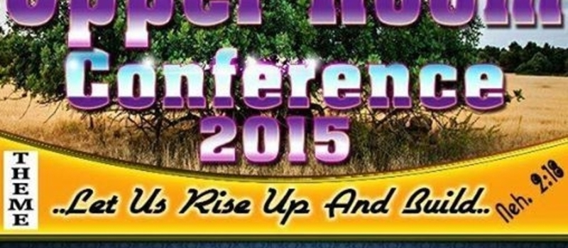 Upper Room Conference 2015