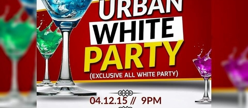 Urban White Party