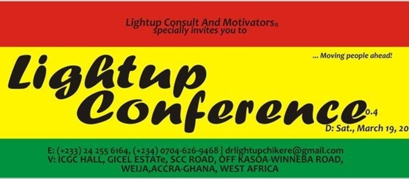 Lightup Conference 0.4