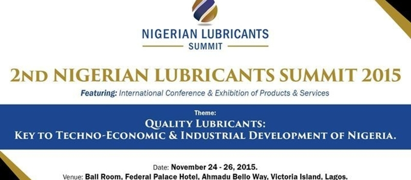 2015 Nigerian Lubbricants Summit