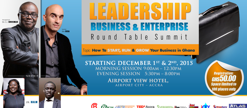 Leadership, Business & Enterprise Accra, Ghana