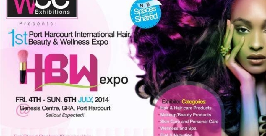 1st Port Harcourt International Hair, Beauty and Wellness Expo