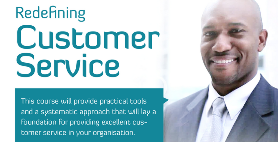 Redefining Customer Service