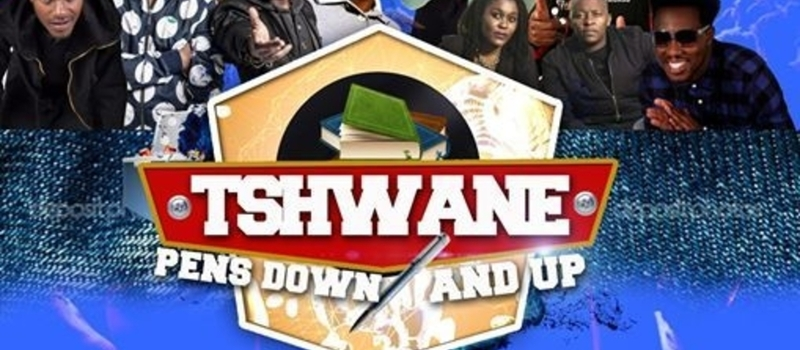 Tshwane Pens Down and Up