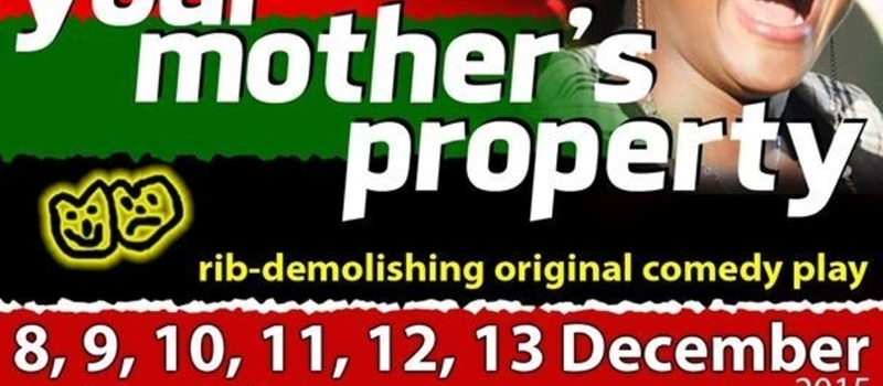 KENYA IS NOT YOUR MOTHER'S PROPERTY!""
