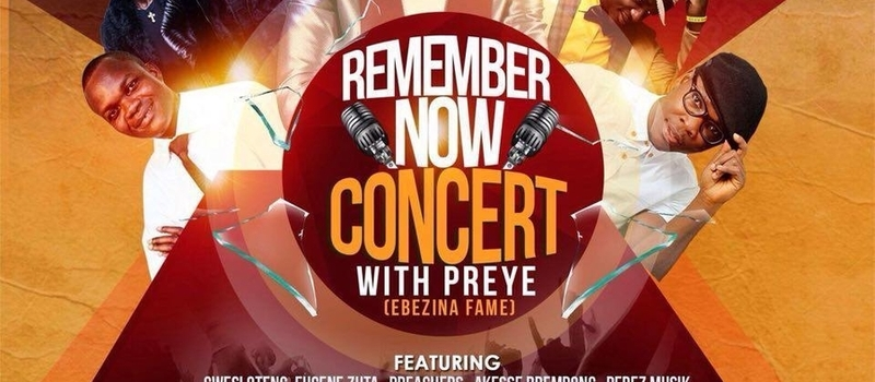Remember Now Concert