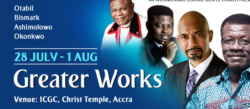 Greater Works Conference 2014