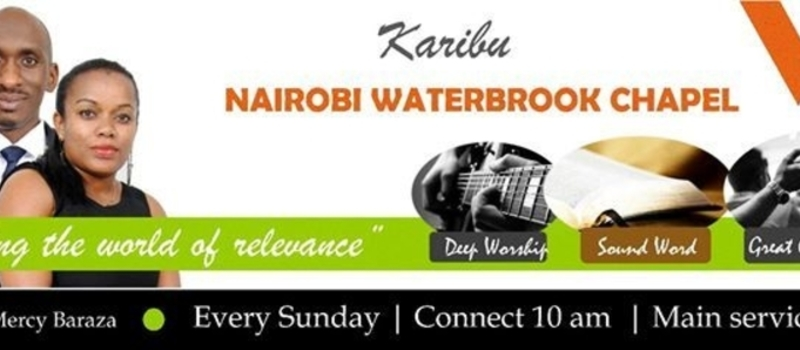 Grand launch of The Nairobi Waterbrook Chapel