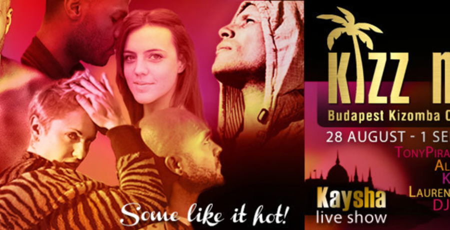 Budapest Kizomba Connection 2014 - BKC4 - KIZZME