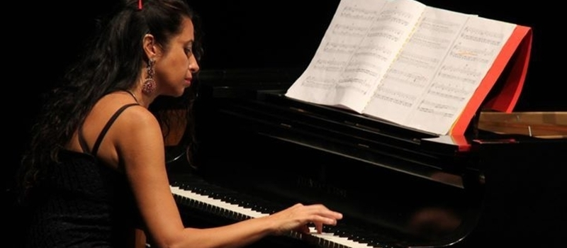 Musica Ricercata: Lyricism and Rhythm - Piano Concert by Silvia Belfiore