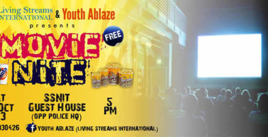 Surprise Movie Show - (LSI Youth Ablaze)