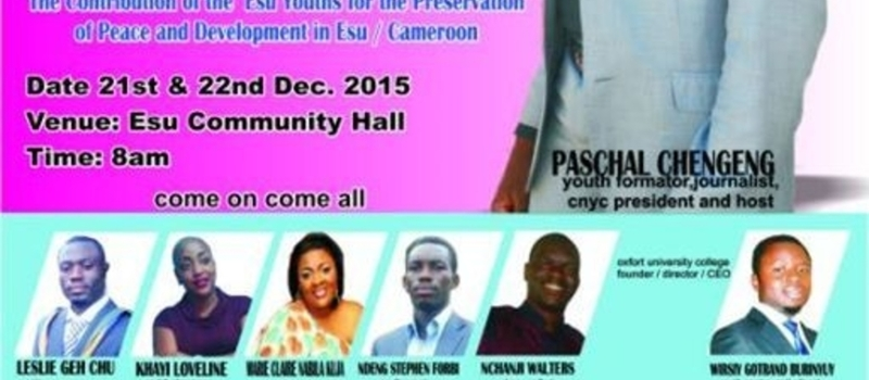 Esu Youth Development Conference