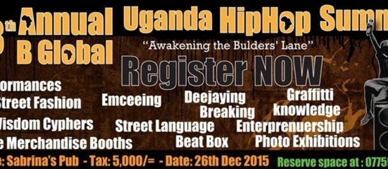 13th Annual Uganda HipHop summit