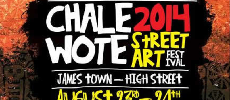 4th CHALE WOTE Street Art Festival