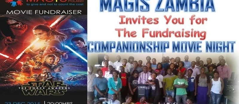 MAGIS ZAMBIA COMPANIONSHIP MOVIE NIGHT