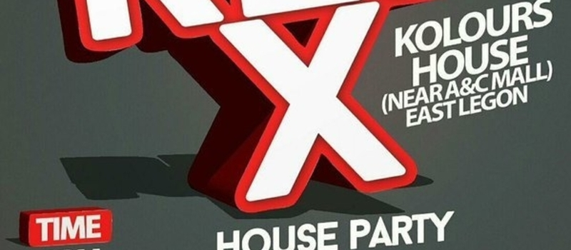 RedX House Party